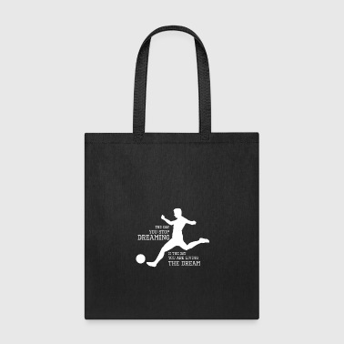 Kicker Ball Kicker - Tote Bag