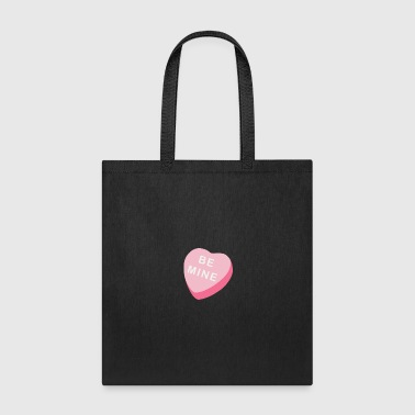 Be Mine Heart Valentine's Day 2018 - Tote Bag
