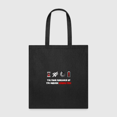 Modern Apocalypse IT - Tote Bag