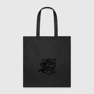 Attack Dog attack attack - Tote Bag
