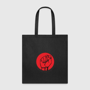 hand grip - Tote Bag