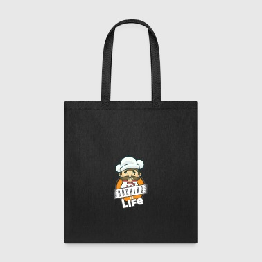 Cooking t-shirt chef hobby - Tote Bag