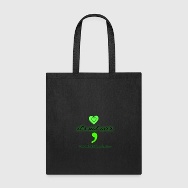 It's not over - Tote Bag