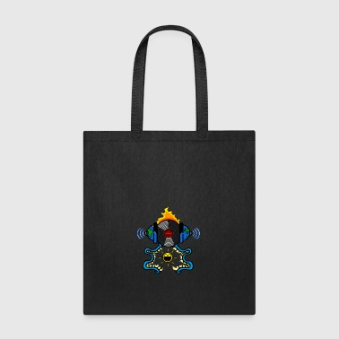 Birth of sound - Tote Bag