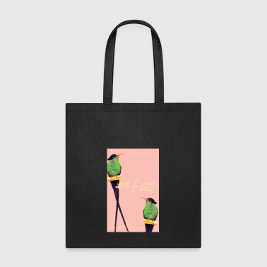 Little Little by Little - Tote Bag