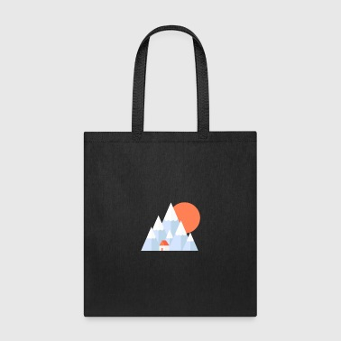 Snow Valley - Tote Bag