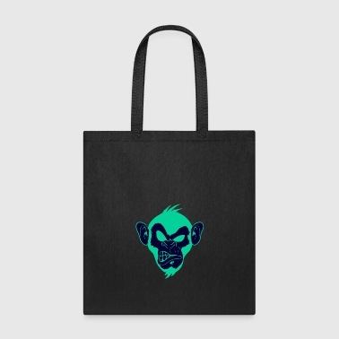 Monkey art - Tote Bag