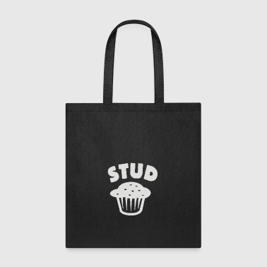 Muffin stud muffin - Tote Bag