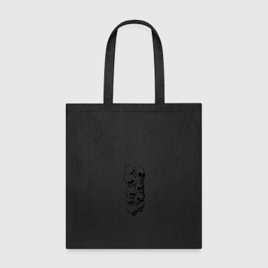 Skull Collection - Tote Bag