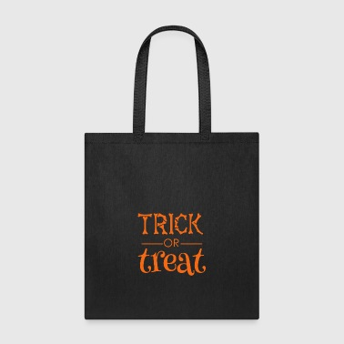 Trick Or Treat - Tote Bag