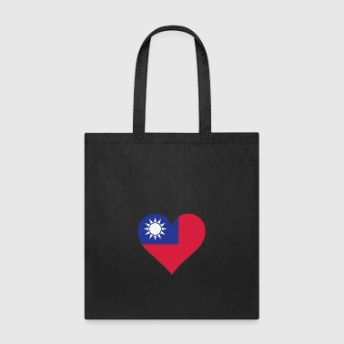A Heart For Taiwan - Tote Bag