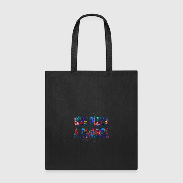 give pizza a chance 1 - Tote Bag