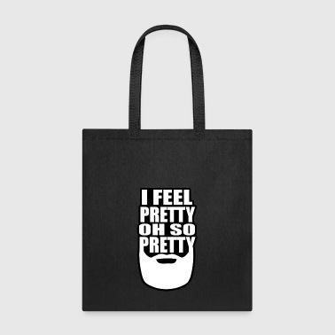 Pretty Manly - Tote Bag