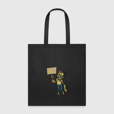 zombies - Tote Bag