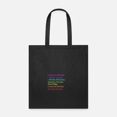 Week Week - Tote Bag