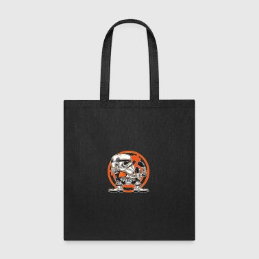 FIGHTING IN THE SANDS - Tote Bag
