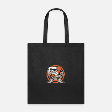 Sand FIGHTING IN THE SANDS - Tote Bag
