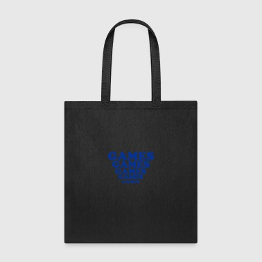 Games Games Games - Tote Bag