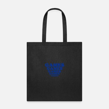 Game Games Games Games - Tote Bag