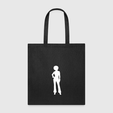 Plain Plain Model - Tote Bag