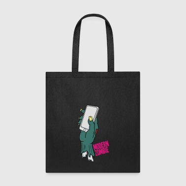 Modern Zombie - Tote Bag
