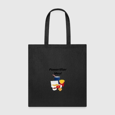 Powerlifting Powerlifter Meal Bodybuilding Powerlifting Lifting - Tote Bag