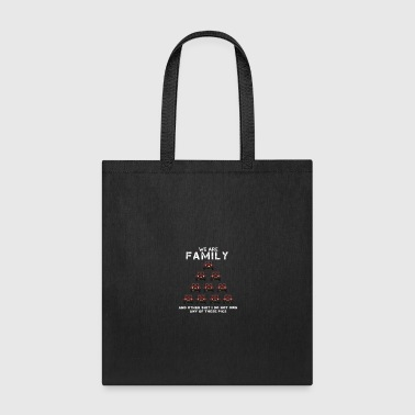 We Are Family-Jeep Lover - Tote Bag