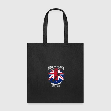Country Shirt - New Zealand Great Kiwi - Tote Bag