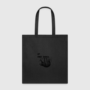 Spirit Animal Sloth - Tote Bag