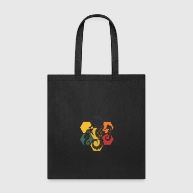 Sea Horse Gift Animal Fish Ocean - Tote Bag