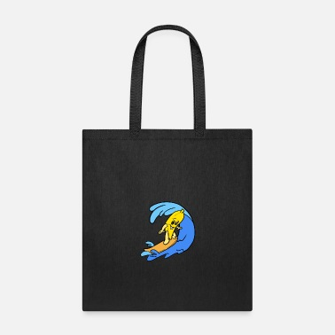 Sporty Sporty Banana - Tote Bag