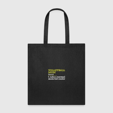 Volleyball Mom - Tote Bag