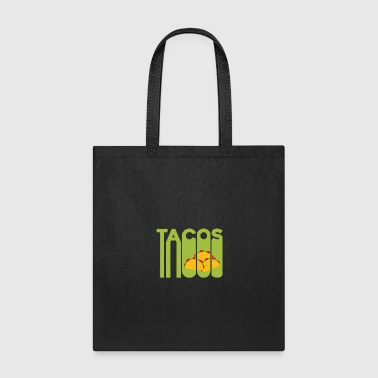 Sombrero Taco Fast food Christmas gift Mexican - Tote Bag