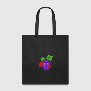 Paint Grapes with boxing gloves funny kids gift - Tote Bag