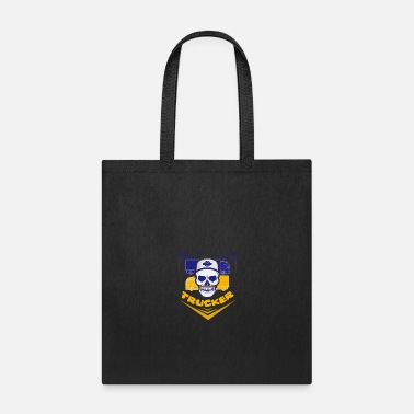 Bursdag Trucker - Tote Bag