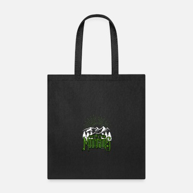 Beach Take me to the mountains gift - Tote Bag