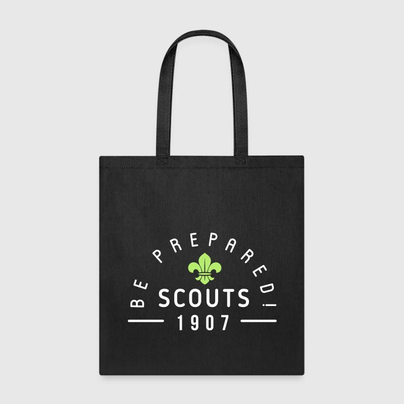 Scouts 1907 - be prepared - Tote Bag