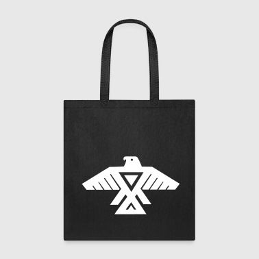 American American Indian Thunderbird Totem - Tote Bag