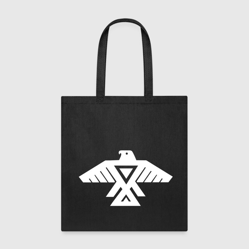 American Indian Thunderbird Totem - Tote Bag