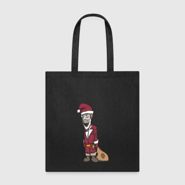 Boredom Bad Santa - Tote Bag