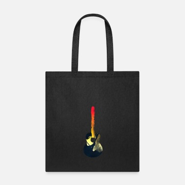 Beck beck mongolian chop squad anime guitar music - Tote Bag