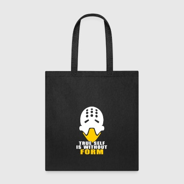 zenyatta true form is without form - Tote Bag