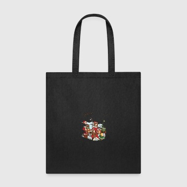 Scene Christmas Scene - Tote Bag