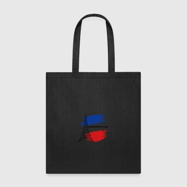 Happy Bastille Day - Tote Bag