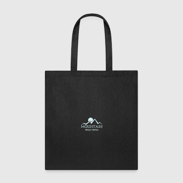 Mountains Mountaineering Glacier Hiking - Tote Bag
