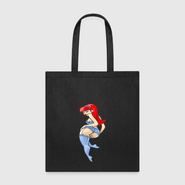 The Redhead - Tote Bag