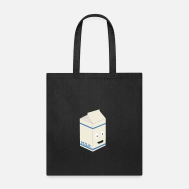 Carton Cute kawaii milk carton - Tote Bag