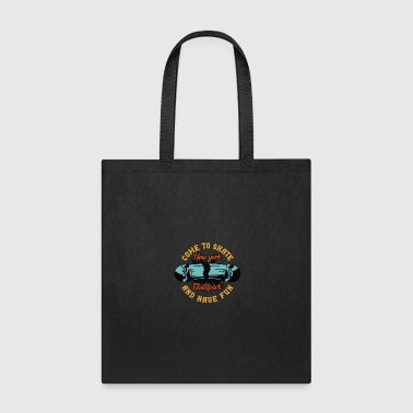 Skate and have Fun - Tote Bag
