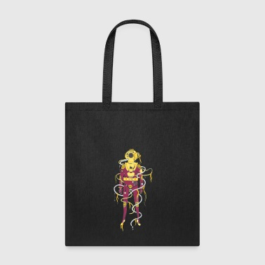 deep sea - Tote Bag