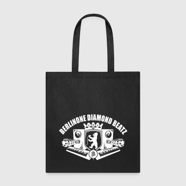 Berlinone Diamond Beatz Hood Chiller Berlin - Tote Bag